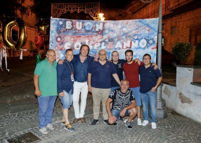 Gruppo con Amministrazione Lauro